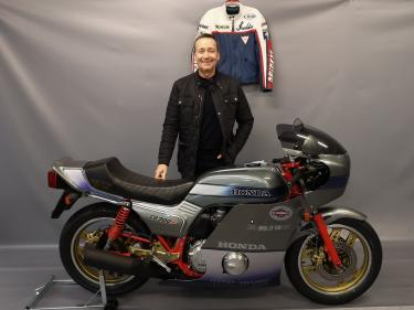CB 900 F BOL D' OR Freddie Spencer Tribute